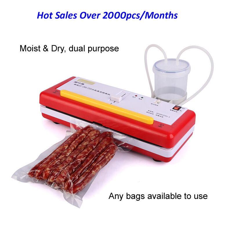 New arrival Food Preservation Vacuum Sealer Kits for Moist and Dry foodstuff