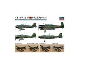 Hasegawa-72162-1-350-IJN-Junyo-Flugzeuge-Neu