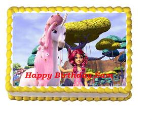 ROBLOX Fiesta de Cumpleaños Glaseado Comestible Imagen Cake Topper 1//4 Hoja