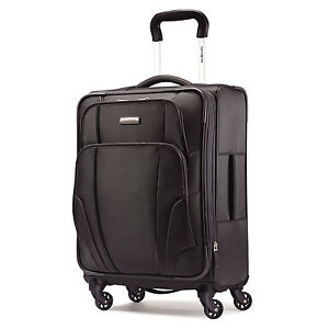 Samsonite Hypertech Lite Spinner - Luggage | eBay