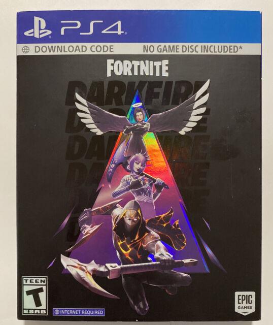 Epic Games Fortnite: Darkfire - PlayStation 4 (Disc not ...