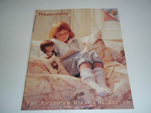Pleasant-Company-American-Girl-1992-Summer-Catalog-Excellent