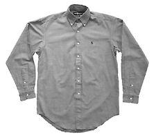 Polo Ralph Lauren Mens Blaire shirt - Black / White check - Size Small