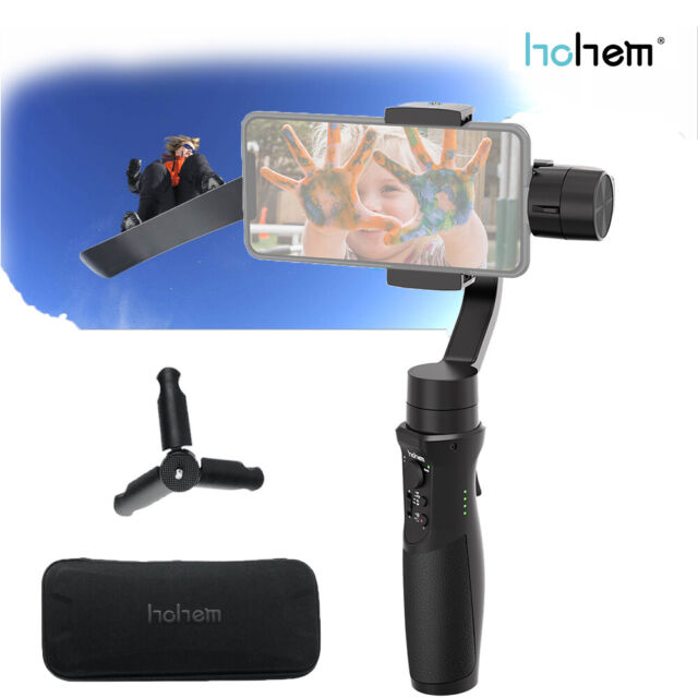 Hohem iSteady 3-A xis Handhele Stabilizing Gimbal for iPhone Samsung Huawei hot