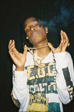 K563 Kanye West Yeezus Tour Grammy Rap Hip Hop Music 24x36Inch Custom Poster