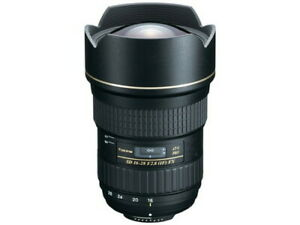 TOKINA AT-X 16-28 F2.8 PRO FX 16-28mm F2.8 Lens for Canon Japan Ver. New
