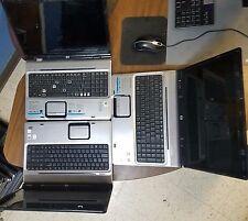 "17"" HP Pavilion dv9000 Laptops (Lot of 3)"