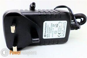 Yamaha-Keyboard-12v-AC-DC-Power-Supply-Mains-Adaptor-plug-12-Volt-UK-Cable
