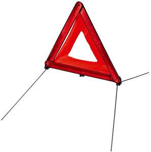 WÜRTH triangolo segnalazione emergenza super mini Art. 0899 530 003 con custodia