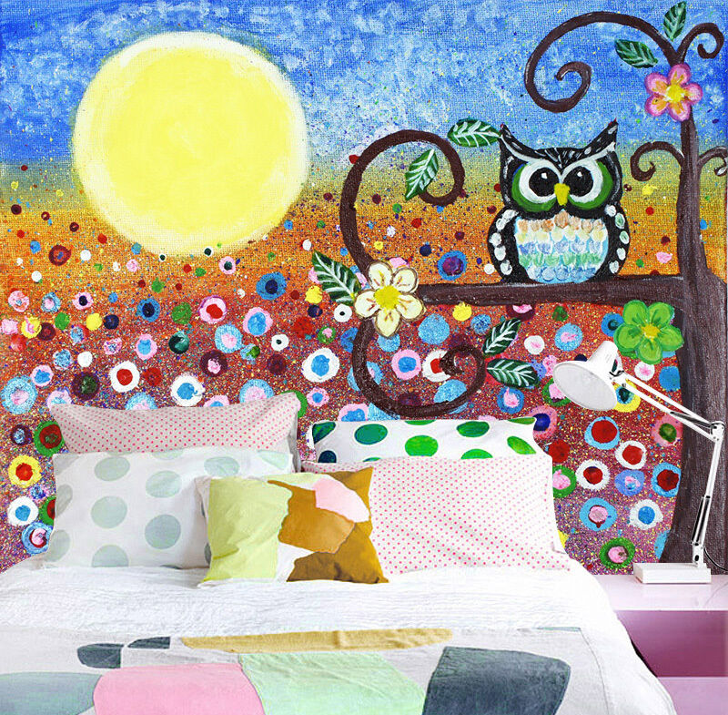 3D Bright Farbe Painting 521 Paper Wall Print Wall Decal Wall Deco Indoor Murals