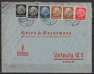 Deutsches-Reich-MiNr-512-514-519-MiF-Berlin-Charlottenburg-01-11-1939