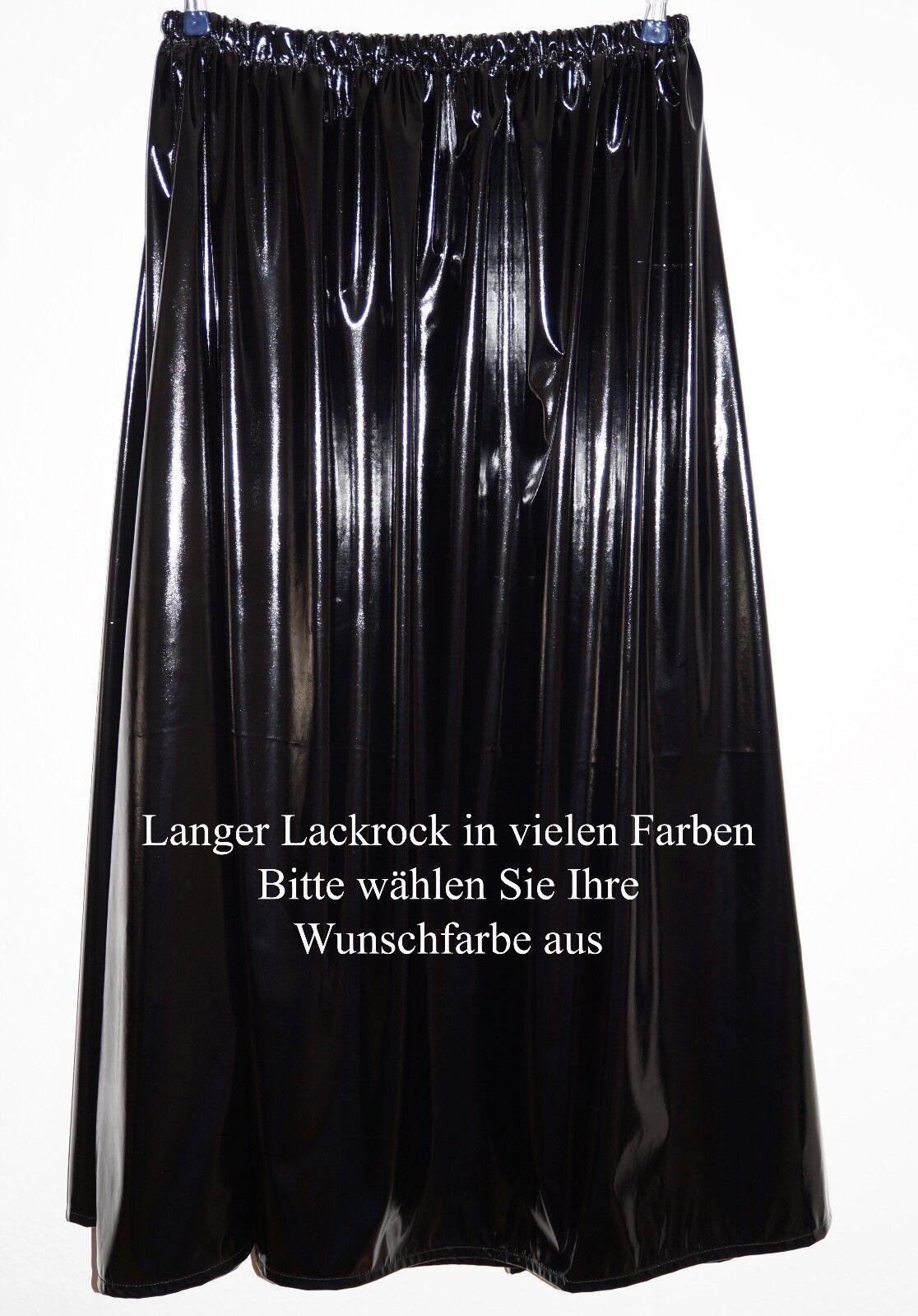 Lackrock-Maxi-femmesrock-taille 48 50 52 54 56 dans de nombreuses couleurs