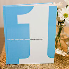 1 One: How Many People Does It Take to Make a Difference? Inspirational Book