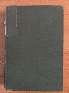 Theodore Roosevelt The Winning of the West Part II 1926 HC Scribner's Sons