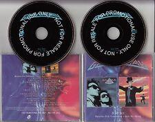GAMMA RAY Heading For Tomorrow / Sigh No More 2010 UK 26-track promo 2-CD