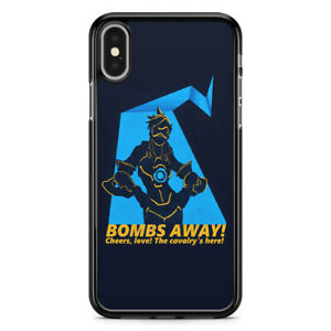 Overwatch-Tracer-case-for-iPhone-XS