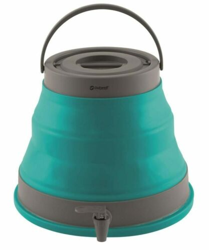 Outwell Collapsible Water Carrier Deep Blue