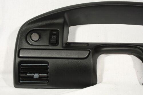 1992-1996 Ford F150 F250 F350 Bronco Dash Bezel Instrument Cluster Trim