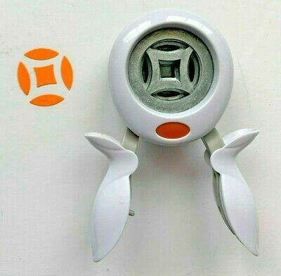 """Fiskars HOT AIR BALLOON Easy Squeeze Paper Punch 1.5/"""" LARGE Scrapbooking New"""