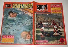 SPORT ILLUSTRATO 1955 n. 49 - Nencini, Aldo Moser, Adolfo Consolini