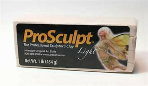 fairy light 1lb bars Prosculpt polymer clay