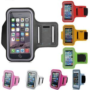 new style abb1f 340b6 Details about Running Gym Armband Case For Apple iPhone 8 Plus Workout  Jogging Sport Cover