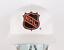 thumbnail 1 - Vintage 90s Sports Specialties NHL Hockey Crest Referee Snapback Hat Cap White