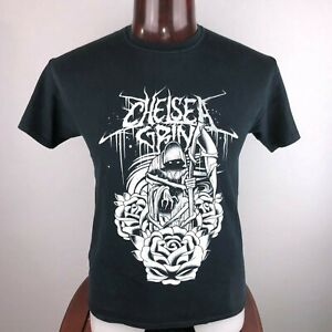 Chelsea Grin Mens M Graphic T Shirt