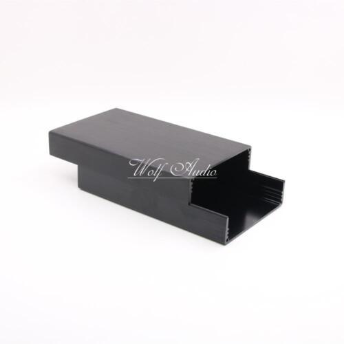 0905 Full Aluminum Amplifier Chassis Mini Case Preamp Box PSU 158X92X47mm