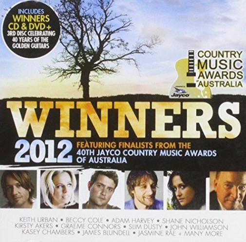 WINNERS 2012 / VARIOUS (AUS) CD NEW