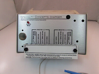 Aspiring Specialty Concepts Sc1-24-at 24v/30a Charge Controller Electrical & Solar Home & Garden