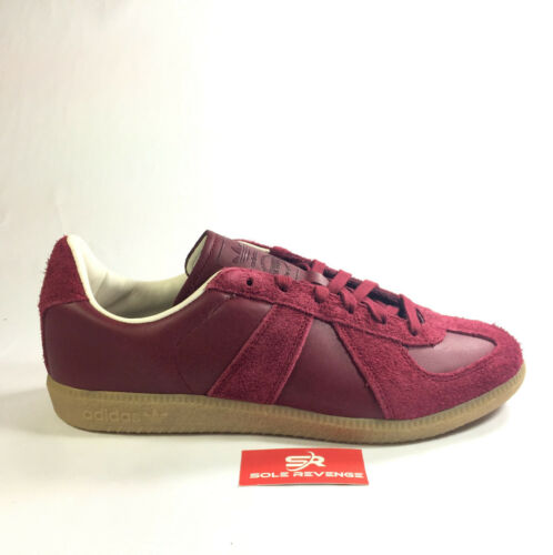 NEW CHALK WHITE Shoes e1 adidas Originals BW ARMY B44640 COLLEGIATE BURGUNDY