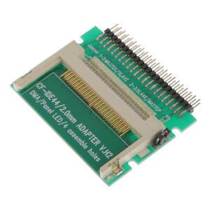 Stift-bare-Laptop-Comptuer-44-Pin-Stecker-IDE-2-5-039-039-Laufwerk-zum-CF-Karten