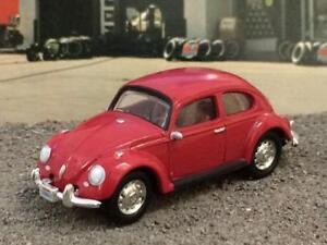 1970-1979-VW-VOLKSWAGEN-BEETLE-034-BUG-034-Kafer-German-Car-1-64-Scale-Lim-Edt-G23