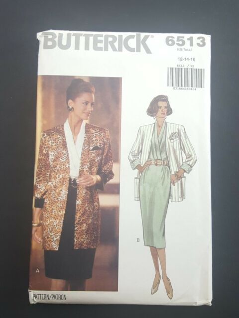 Maternity Clothes Pattern Butterick 6513 Modest Top And Dress Ebay