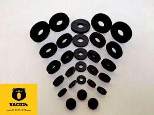 Gummischeiben-Unterlegscheibe-Gummi-Gummiunterlegscheiben-M3-M4-M5-M6-M8-M10-M12