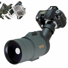25-75x 5500mm Telescope M42 for Nikon D7200 D810A D5500 D750 D810 D4s Cameras