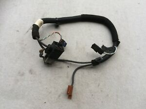 0611 Peugeot 207 Electric Steering Rack Wiring Loom Harness