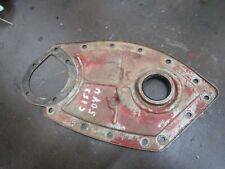 International 504 Utility C153 Engine Timing Gear Cover Panel Antique Tractor