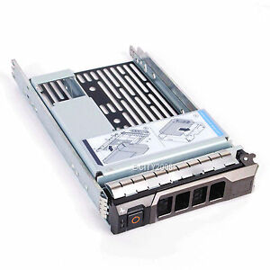 New-2-5-034-to-3-5-034-HYBRID-Tray-Caddy-Adapter-For-Dell-F238F-0F238F-Ship-From-USA