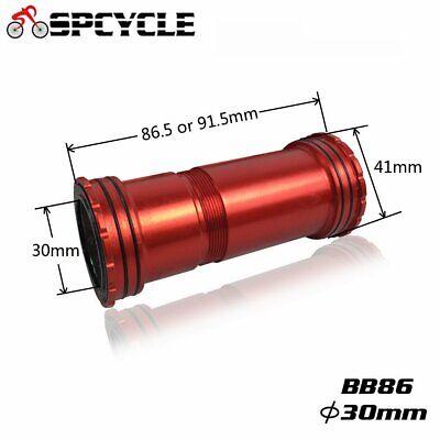J/&L BB92//BB86//PF92 Bottom Bracket fit Shimano//SRAM GXP//Rotor//FSA-Ceramic Bearing