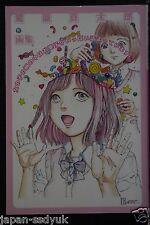 JAPAN Shintaro Kago Art Book: Onnanoko no Atama no Naka wa Okashi ga Ippai Tumat