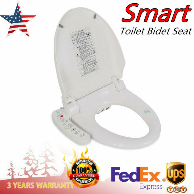 Sensational Bathroom Smart Toilet Bidet Water Spray Seat Attachment Kit Electric Smart Usa Dailytribune Chair Design For Home Dailytribuneorg