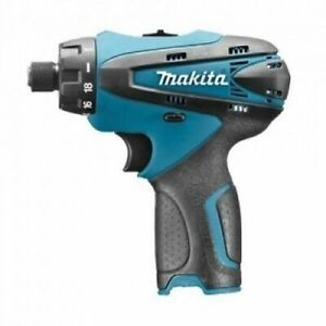 Details about MAKITA DF030DZ – 10 8V 1/4'' LXT Cordless Drill Driver - Body  only