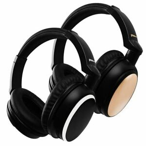 GROOV-E ULTRA WIRELESS HEADPHONES WITH POWERFUL SOUND