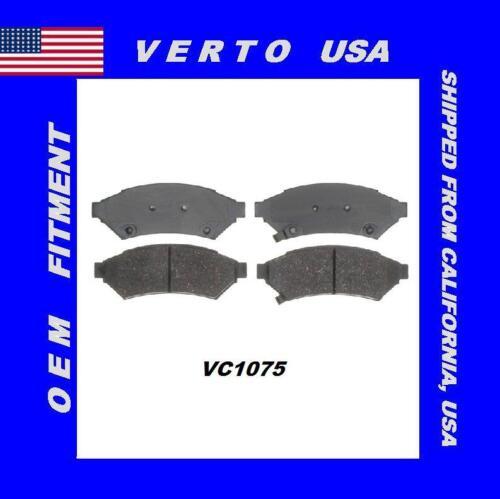 Front Ceramic Brake Pads For Buick Saturn  VC1075 Chevrolet Pontiac