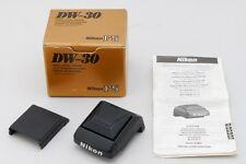 """Exc+++++"" Nikon DW-30 Waistlevel finder For Nikon F5 From Japan A918"
