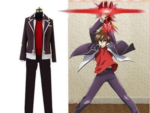 Issei Disfraz Cosplay Uniforme Escolar Issei hyoudou tsto Anime High School DxD