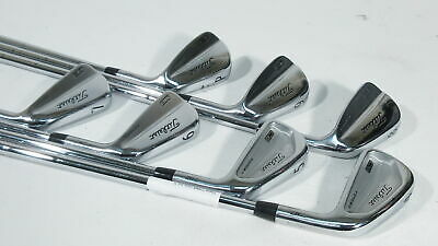 TITLEIST CB / MB 718 FORGED COMBO IRONS (4-PW) Tour Issue Dynamic Gold X100  | eBay