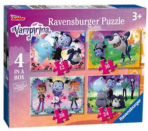 06973-Ravensburger-Vampirina-Jigsaw-Puzzle-4-in-environ-10-16-cm-une-Boite-Enfants-72-PIECES